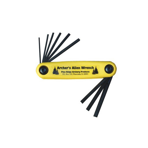 Pine Ridge - Archers Allen Wrench Set