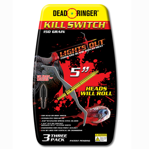 Dead Ringer Kill Switch