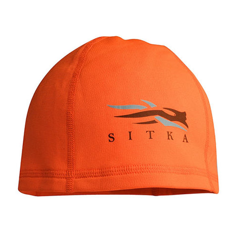 Sitka Beanie Blaze Orange OSFA