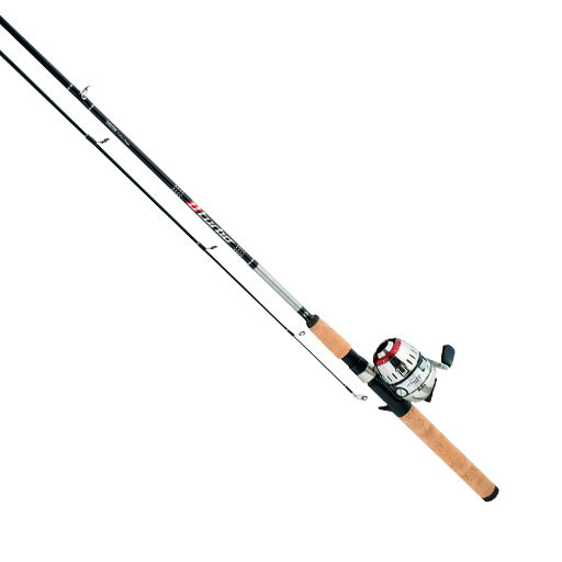 Daiwa - D-Turbo Freshwater Spincast Combos (2pc)