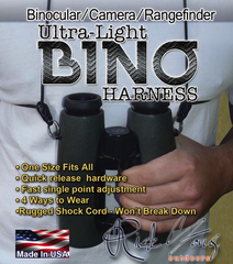 Rick Young Outdoors - Ultra-Lite Bino Harness