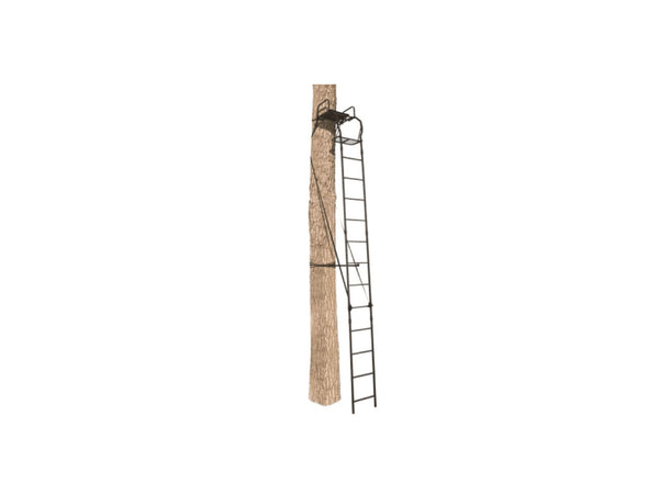 Big Game The Warrior Pro 16' Ladderstand