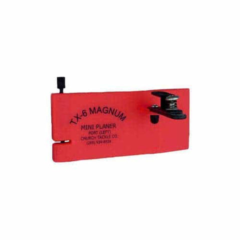 Church Tackle TX-6 Mini Planer Board