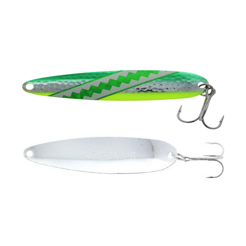 Michigan Stinger Spoon Standard Green Dolphin 3-3/4""