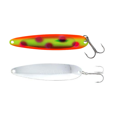 Michigan Stinger Spoon Standard Helmut Trans UV 3-3/4""