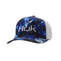 Huk Camo Trucker Stretch Hat