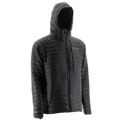 Huk Double Down Jacket Iron