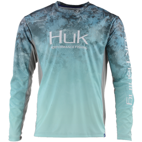 Huk Icon Camo Fade Long Sleeve