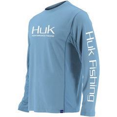 Huk Icon Long Sleeve
