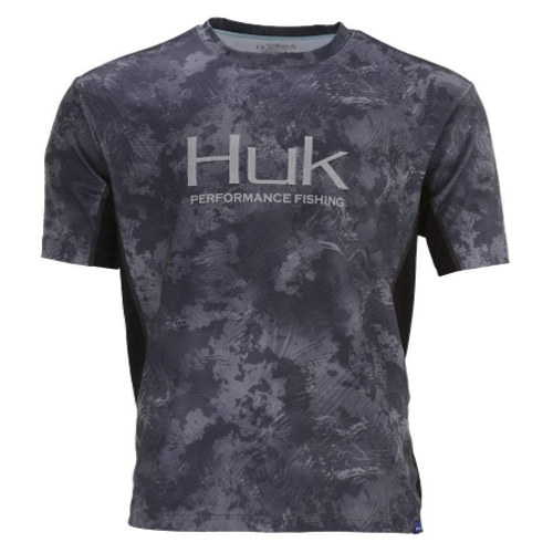 Huk Icon X Camo Tee Shirt Night Vision