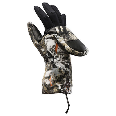 Sitka Incinerator Flip Mitt Optifade Elevated II Large