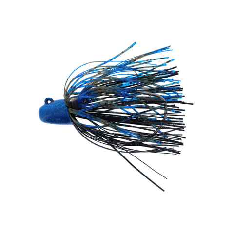 Lifted Jigs NeX Pitch'N'Swim Jig Darkahobee