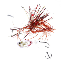 Musselhead Tackle Full Meat Rigs