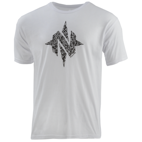 Nomad Ryan Kirby Spur Icon Tee Shirt White