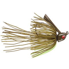 Omega Custom Tackle Revelation Swim Jig Praying Mantis