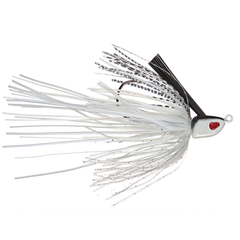 Omega Custom Tackle Revelation Swim Jig Threadfin Shad