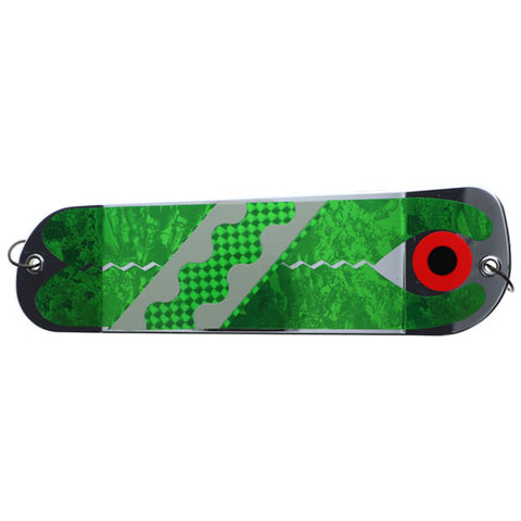 ProKing Pro Flasher GREEN SCUM LINE 8""