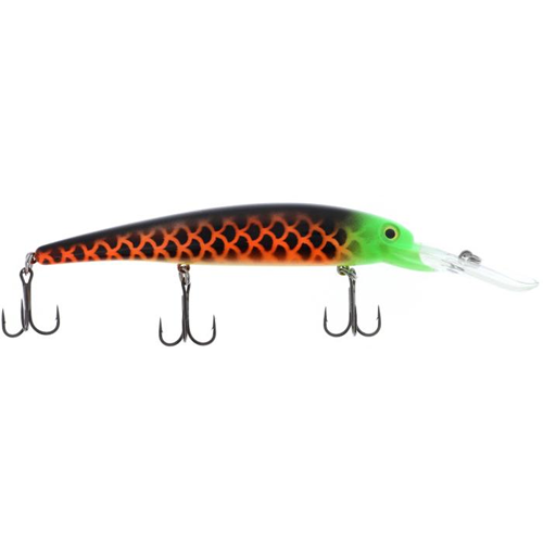 TRS Custom Bandit Walleye Deep Neon Walleye 4-3/4""