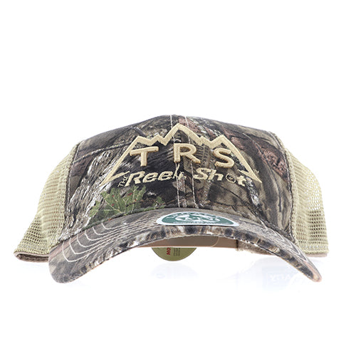 TRS Logo Cap Breakup Country Trucker ATV w/Logo