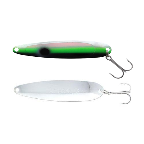 Michigan Stinger Spoon Standard UV Gator 3-3/4""