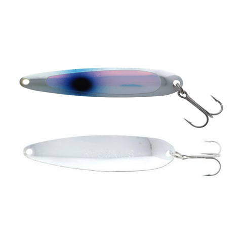 Michigan Stinger Spoon Standard UV Salmon Viagra 3-3/4""