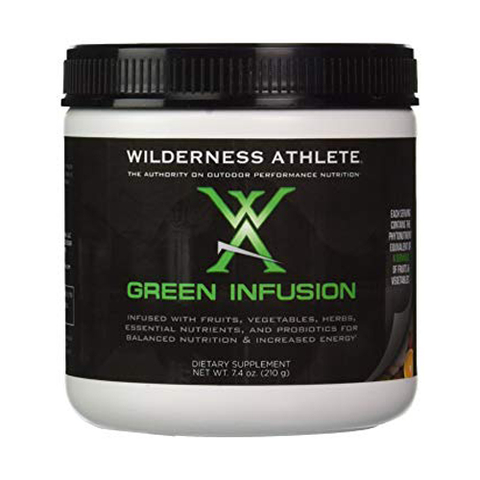 Wilderness Athlete Green Infusion