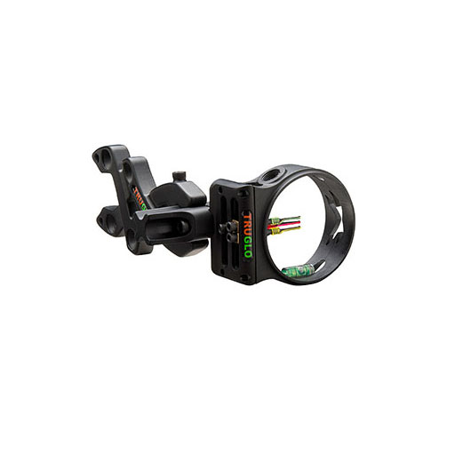 TRUGLO - Storm 3 Pin Compact Archery Sight