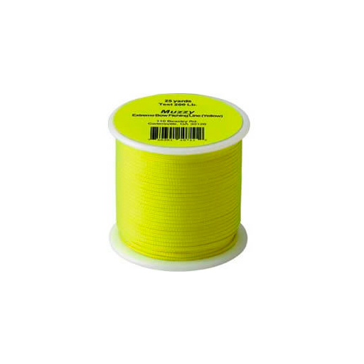 Muzzy - Bowfishing Line (Yellow, 75 yds)