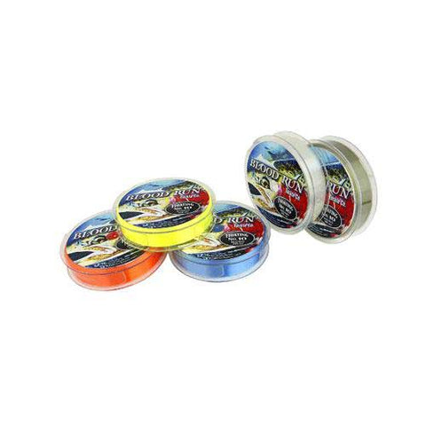 Blood Run Floating Mono 300 yard Spool