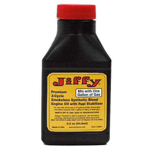 Jiffy 2 Cycle Oil