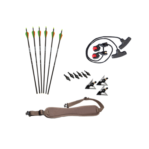 Parker Bows RED HOT Trophy Crossbow Accessory Kit