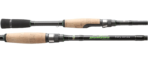 Dobyns Fury Series Spinning Rods