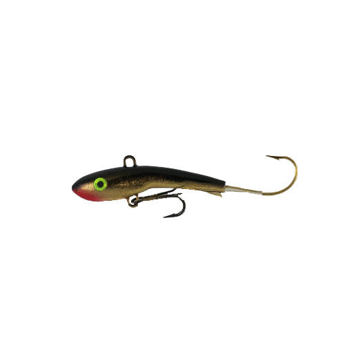 Moonshine Metallic Shiver Minnow