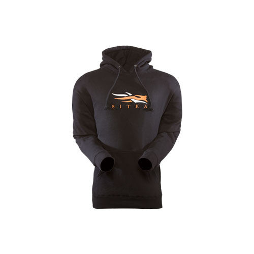 Sitka Logo Hooded Sweatshirt
