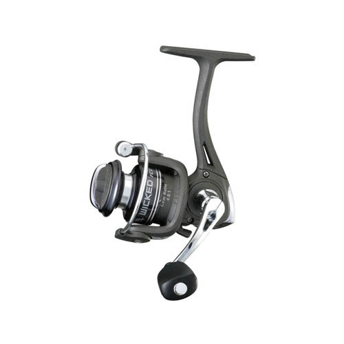 13 fishing wicked long stem spinning reel the reel shot for 13 fishing spinning reels