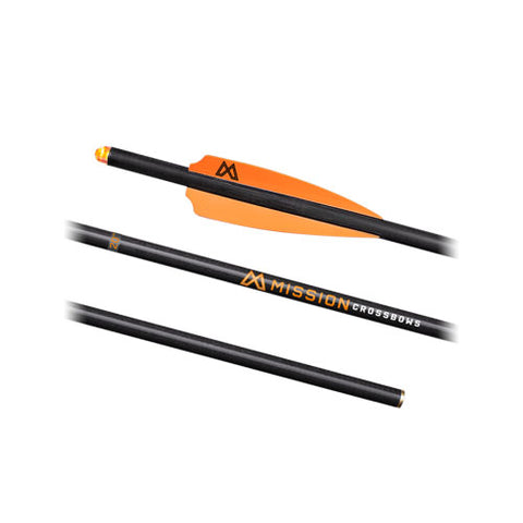"Mission X-Bolt 20"" Clean Shot 3Pk"