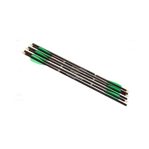 "Horton Omni-Brite  20"" Lighted Carbon Arrows 3 Pk"