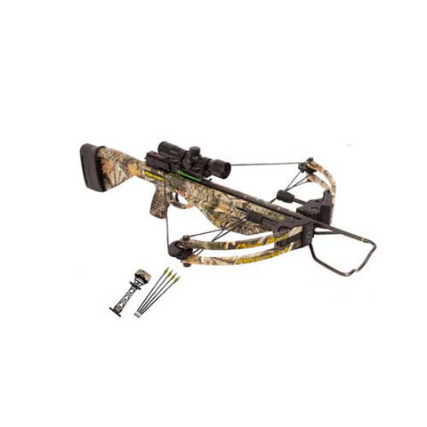 Parker Bows Ambusher Camo Crossbow