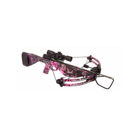 Parker Bows Ambusher Pink Crossbow