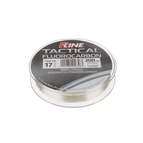 P-Line Tactical Fluorocarbon 200 Yards
