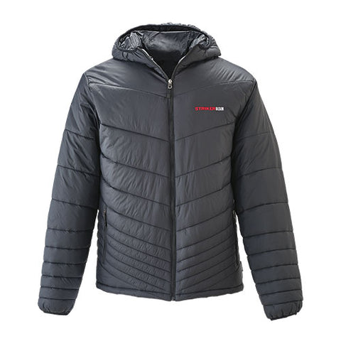 Striker Ice Hooded Puffer Jacket