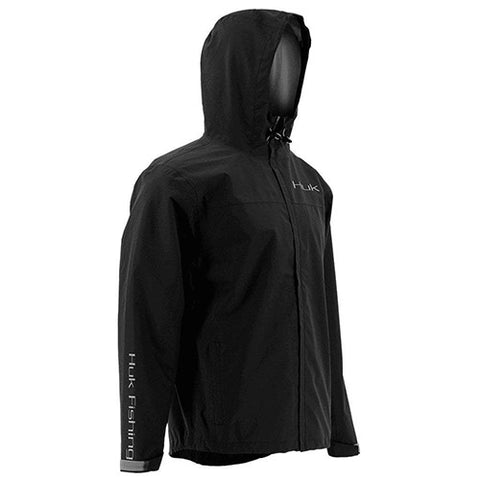 Huk Packable Rain Jacket