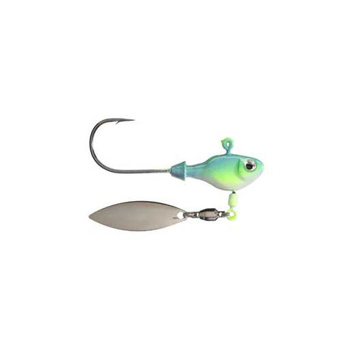 SHL Lures Fish Head Underspin