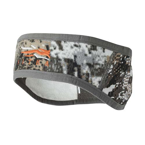 Sitka Womens Stratus Wind Stopper Headband Optifade Elevated II One Size Fits All