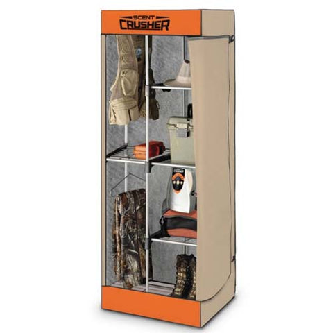 Scent Crusher Travel Closet