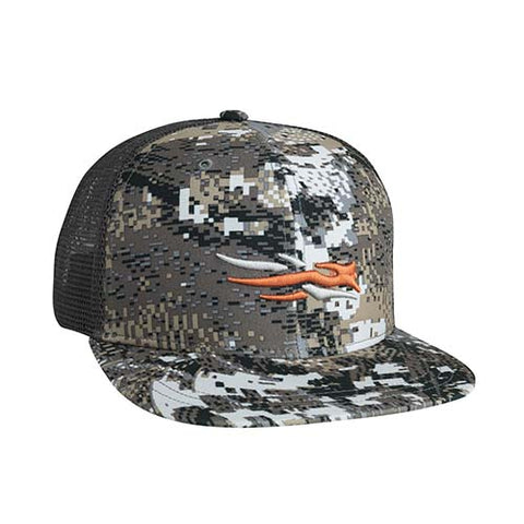 Sitka Womens Trucker Optifade Elevated II One Size Fits All