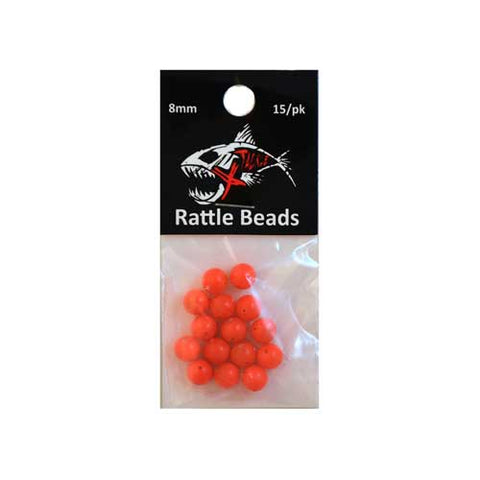 Xtackle Rattle Beads