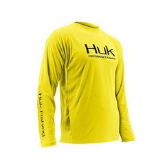 Huk Mens Icon Long-Sleeve Shirt