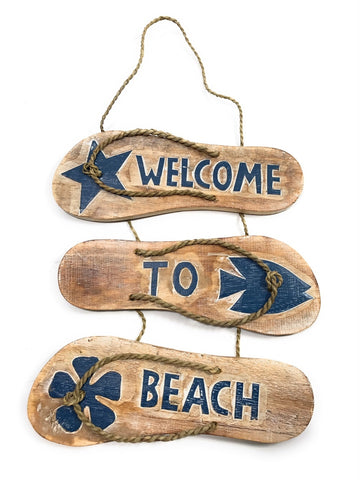 Welcome to Beach on Slippers - Makana Hut