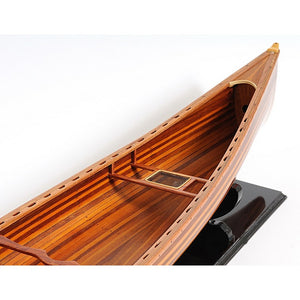 Canoe Model | Hand Made Model - Makana Hut